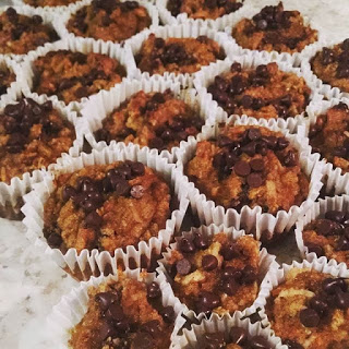 """The Nutritious Life: """"The Healthiest Grain -free Morning Glory Muffins"""""""